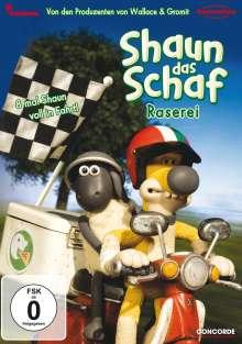 Shaun das Schaf Staffel 2 Vol. 4: Raserei, DVD
