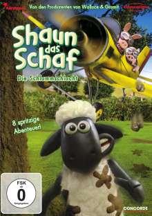 Shaun das Schaf Staffel 2 Vol. 5: Die Schlammschlacht, DVD