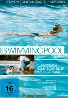 Der Swimmingpool (1968), 2 DVDs