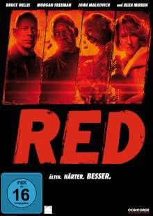 R.E.D. - Älter. Härter. Besser, DVD