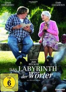 Das Labyrinth der Wörter, DVD