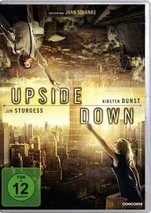 Upside Down, DVD