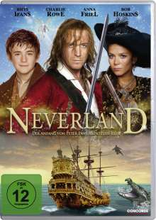 Neverland, DVD