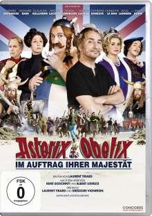 Asterix & Obelix - Im Auftrag Ihrer Majestät, DVD