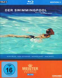 Der Swimmingpool (1968) (Blu-ray), Blu-ray Disc