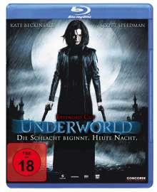 Underworld (Extended Cut) (Blu-ray), Blu-ray Disc