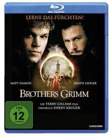 Brothers Grimm (Blu-ray), Blu-ray Disc