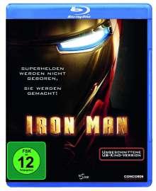 Iron Man (2008) (Blu-ray), Blu-ray Disc