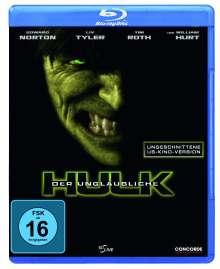 Der unglaubliche Hulk (US-Kinoversion) (Blu-ray), Blu-ray Disc