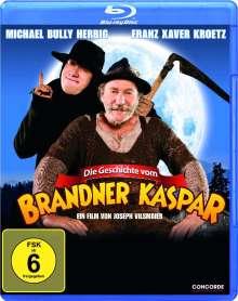 Die Geschichte vom Brandner Kaspar (Blu-ray), Blu-ray Disc