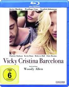 Vicky Cristina Barcelona (Blu-ray), Blu-ray Disc