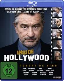 Inside Hollywood (Blu-ray), Blu-ray Disc