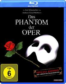 Das Phantom der Oper (Blu-ray), Blu-ray Disc