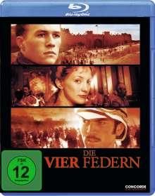 Die vier Federn (2002) (Blu-ray), Blu-ray Disc