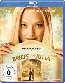 Briefe an Julia (Blu-ray), Blu-ray Disc