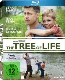 The Tree Of Life (Blu-ray), Blu-ray Disc