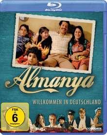 Almanya - Willkommen in Deutschland (Blu-ray), Blu-ray Disc