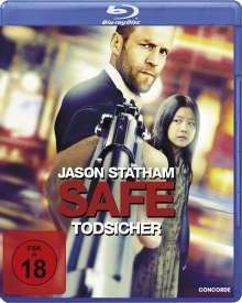 Safe - Todsicher (Blu-ray), Blu-ray Disc