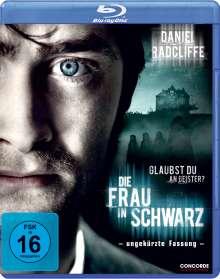 Die Frau in Schwarz (Blu-ray), Blu-ray Disc