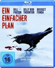Ein einfacher Plan (Blu-ray), Blu-ray Disc