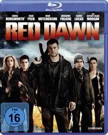 Red Dawn (Blu-ray), Blu-ray Disc