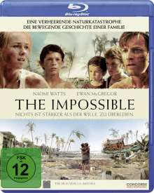 The Impossible (Blu-ray), Blu-ray Disc