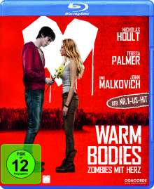 Warm Bodies (Blu-ray), Blu-ray Disc
