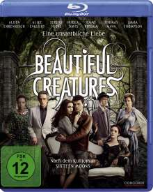 Beautiful Creatures (2013) (Blu-ray), Blu-ray Disc