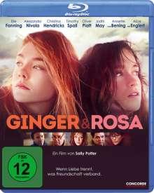 Ginger & Rosa (Blu-ray), Blu-ray Disc