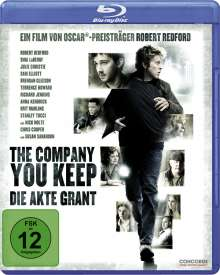 The Company You Keep (Blu-ray), Blu-ray Disc