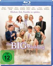 The Big Wedding (Blu-ray), Blu-ray Disc