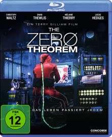 The Zero Theorem (Blu-ray), Blu-ray Disc