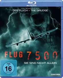 Flug 7500 (Blu-ray), Blu-ray Disc