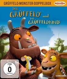 Der Grüffelo / Das Grüffelokind (Blu-ray), 2 Blu-ray Discs