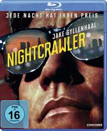 Nightcrawler (Blu-ray), Blu-ray Disc