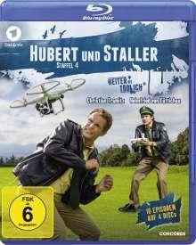 Hubert und Staller Staffel 4 (Blu-ray), 3 Blu-ray Discs