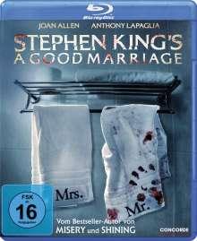 Stephen King's A Good Marriage (Blu-ray), Blu-ray Disc