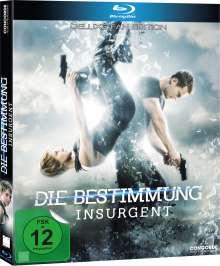 Die Bestimmung - Insurgent (Blu-ray), Blu-ray Disc