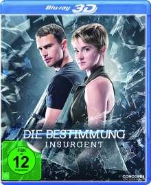 Die Bestimmung - Insurgent (3D Blu-ray), Blu-ray Disc