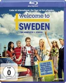 Welcome to Sweden Season 1 (Blu-ray), 2 Blu-ray Discs