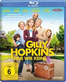Gilly Hopkins (Blu-ray), Blu-ray Disc