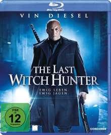 The Last Witch Hunter (Blu-ray), Blu-ray Disc