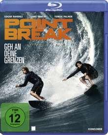 Point Break (2015) (Blu-ray), Blu-ray Disc