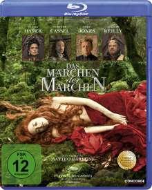 Das Märchen der Märchen (Blu-ray), Blu-ray Disc