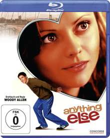Anything Else (Blu-ray), Blu-ray Disc