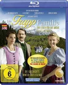 Die Trapp Familie - Ein Leben für die Musik (Blu-ray), Blu-ray Disc