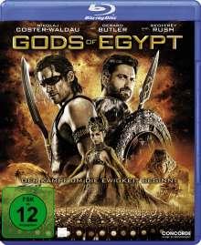 Gods Of Egypt (Blu-ray), Blu-ray Disc