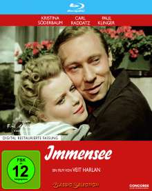 Immensee (Blu-ray), Blu-ray Disc