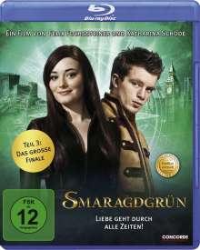 Smaragdgrün (Blu-ray), Blu-ray Disc