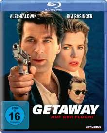 Getaway (1994) (Blu-ray), Blu-ray Disc